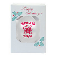 University of Maryland Shatterproof Ornament
