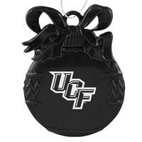 UCF Knights Bulb Shaped Ornament