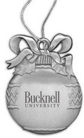 Bucknell Bulb Shaped Ornament