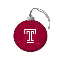 Legacy Athletic Round Swirl Ornament
