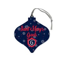 Legacy Athletic Snowflake Bulb Ornament