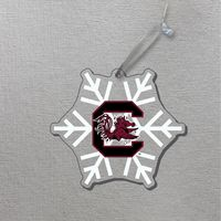 Ornament snowflake4