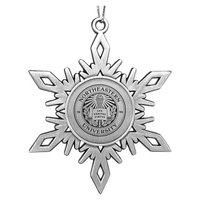 Star Pewter Ornament