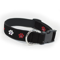 Small Size Ribbon Dog Collar