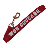 Washington State Cougars Wov In Dog Leash