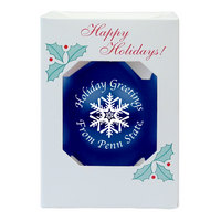 Penn State Nittany Lions Shatter Proof Ornament