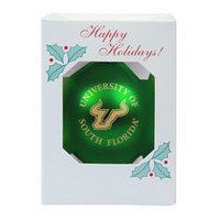 South Florida Bulls Shatterproof Ornament
