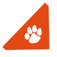 Clemson Tigers Pet Bandana