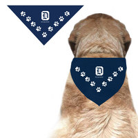 Large Pet Bandana Triangle