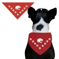 Small Pet Bandana Triangle