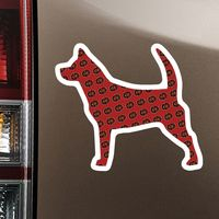Dog Car Magnet
