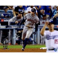 George Springer Signed 16x20 Photo (Online Only)