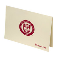 University of Chicago Thank You Cards by Overly