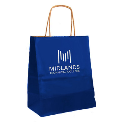 Small Gift Bag The Midlands Technical College Bookstore Beltline Campus