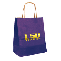 LSU Tigers Small Gift Bag