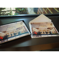 George W. Bush Presidential Center Notecards