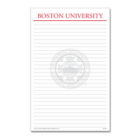 Boston Terriers Medium Notepad by Overly
