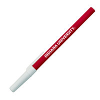 Indiana Hoosiers Four Pack Bic Stick Pen