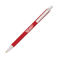 Four Pack Bic Click Stick Pen