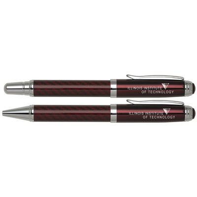 Ballpoint Pen Carbon Fiber Set