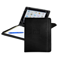 Ultimate Zippered Tablet Pad Folio
