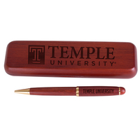 Temple Pen with Rosewood Box