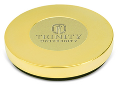 Gold Paperweight