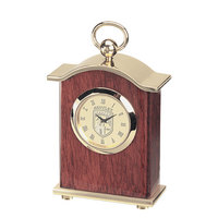 Rosewood Carriage Clock