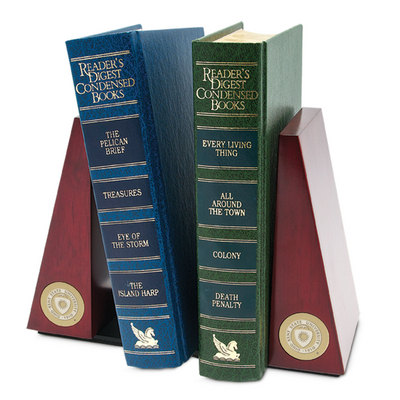 Rosewood Bookends (Online Only)