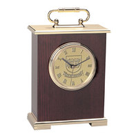 Le Grande Rosewood Carriage Clock