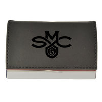 Business Card Holder Leather