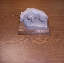 Penn State Nittany Lions Lion Statue from Provan Enterprises