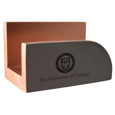 University Of Chicago Bookstore Business Card Holder