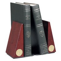 Rosewood Bookends