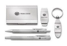 Penn State Nittany Lions Five Piece Desk Set