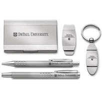 DePaul Five Piece Desk Set