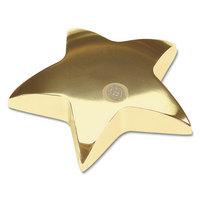 Gold Star Paperweight (Online Only)