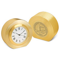 Presidential Desk Clock (Online Only)