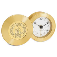 Gold Travel Alarm Clock (Online Only)