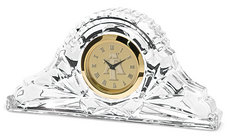 Gold Crystal Clock