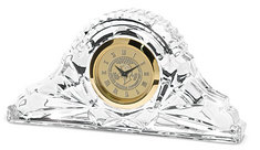 Gold Crystal Clock (Online Only)