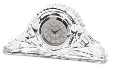 Silver Crystal Clock (Online Only)