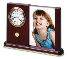Photo Desk Clock