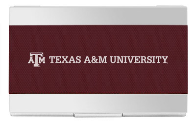 Texas am university bookstore carbon fiber business card holder carbon fiber business card holder colourmoves