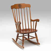 Standard Chair Boston Rocker Laser Seal All Cherry
