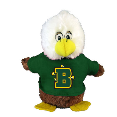 The College At Brockport Bookstore Plush Eagle