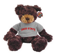 Ohio State Buckeyes Dexter the Bear