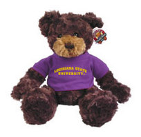 LSU Tigers Dexter the Bear