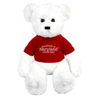University of Maryland Dexter the Bear