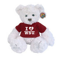 Washington State Cougars Dexter the Bear